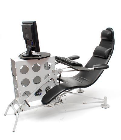 Botterweg Auctions Amsterdam > Ergonomic computer chair