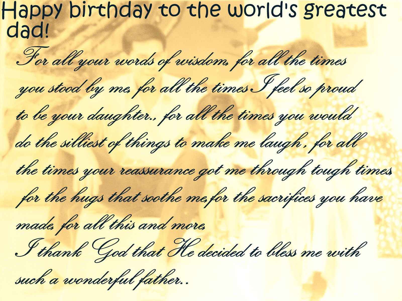 Father to daughter birthday wishes email this blogthis share to father to daughter birthday wishes email this blogthis share to twitter share to facebook kristyandbryce Choice Image
