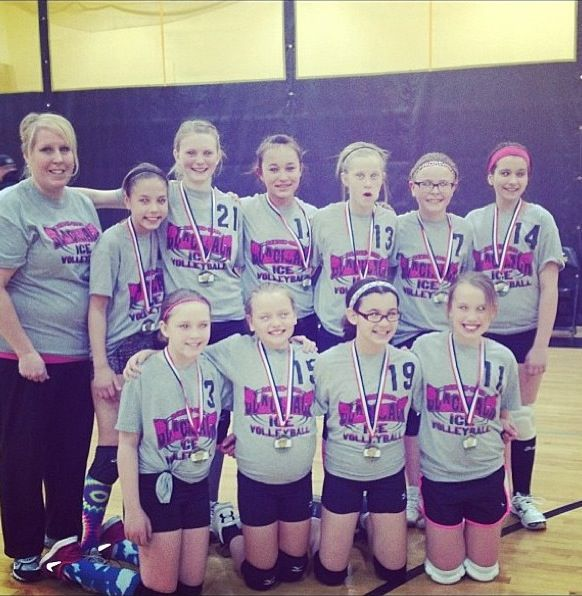 Volleyball Team 1st Place Baby Volleyball Team Christmas Sweaters Volleyball