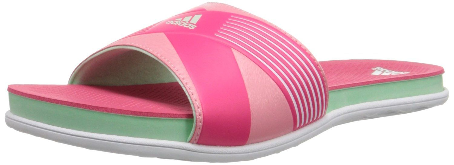 cce00537896b8a adidas Performance Women s SUPERCLOUD Plus Slide W Athletic Sandal -- See  this awesome image   Adidas sandals