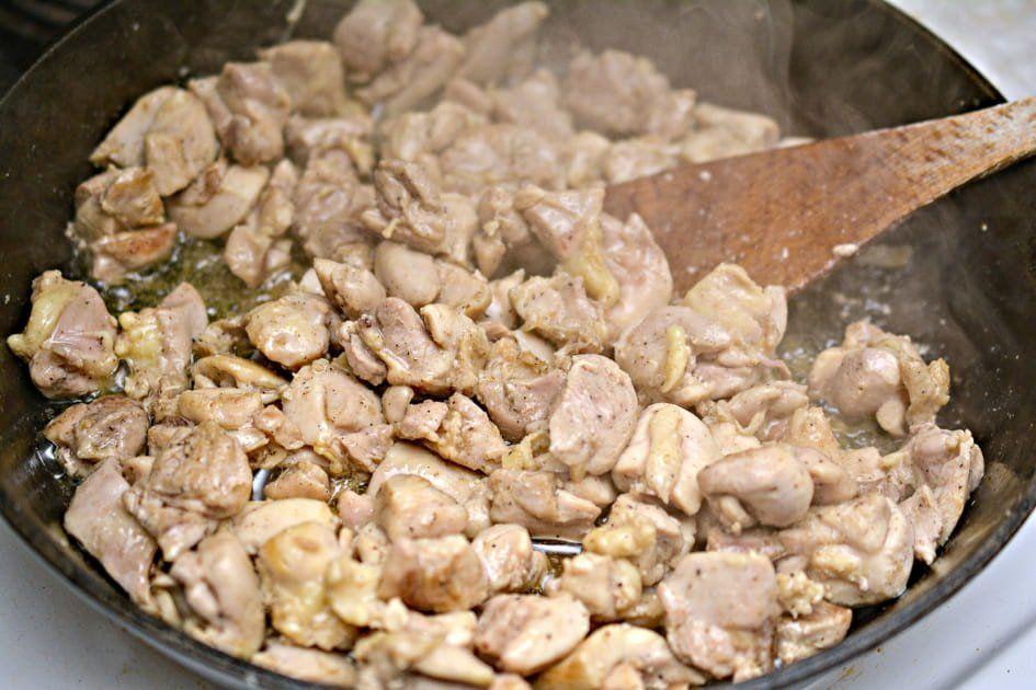 (Keto) Chicken Carbonara Recipe in 30 Minutes (Ket