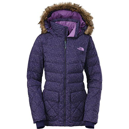 135cd671a8 The North Face Nitchie Insulated Parka Womens Garnet Purple S The North Face  http