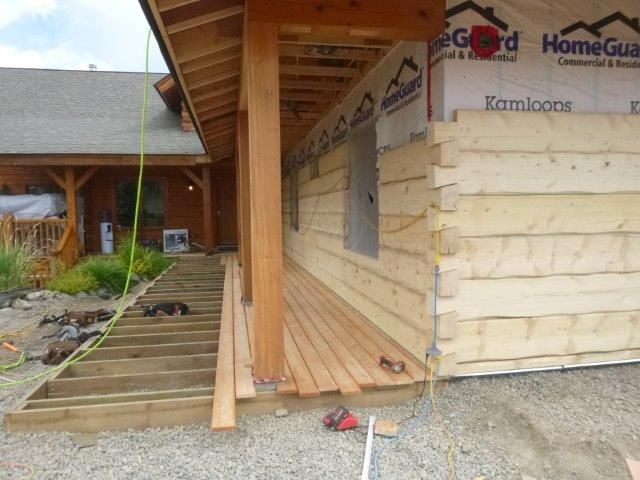Siding timber timber siding siding timber dovetails timber for Sip panel manufacturers california