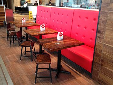 Check Out Our Gallery Of Custom Reclaimed Wood Metal Furniture