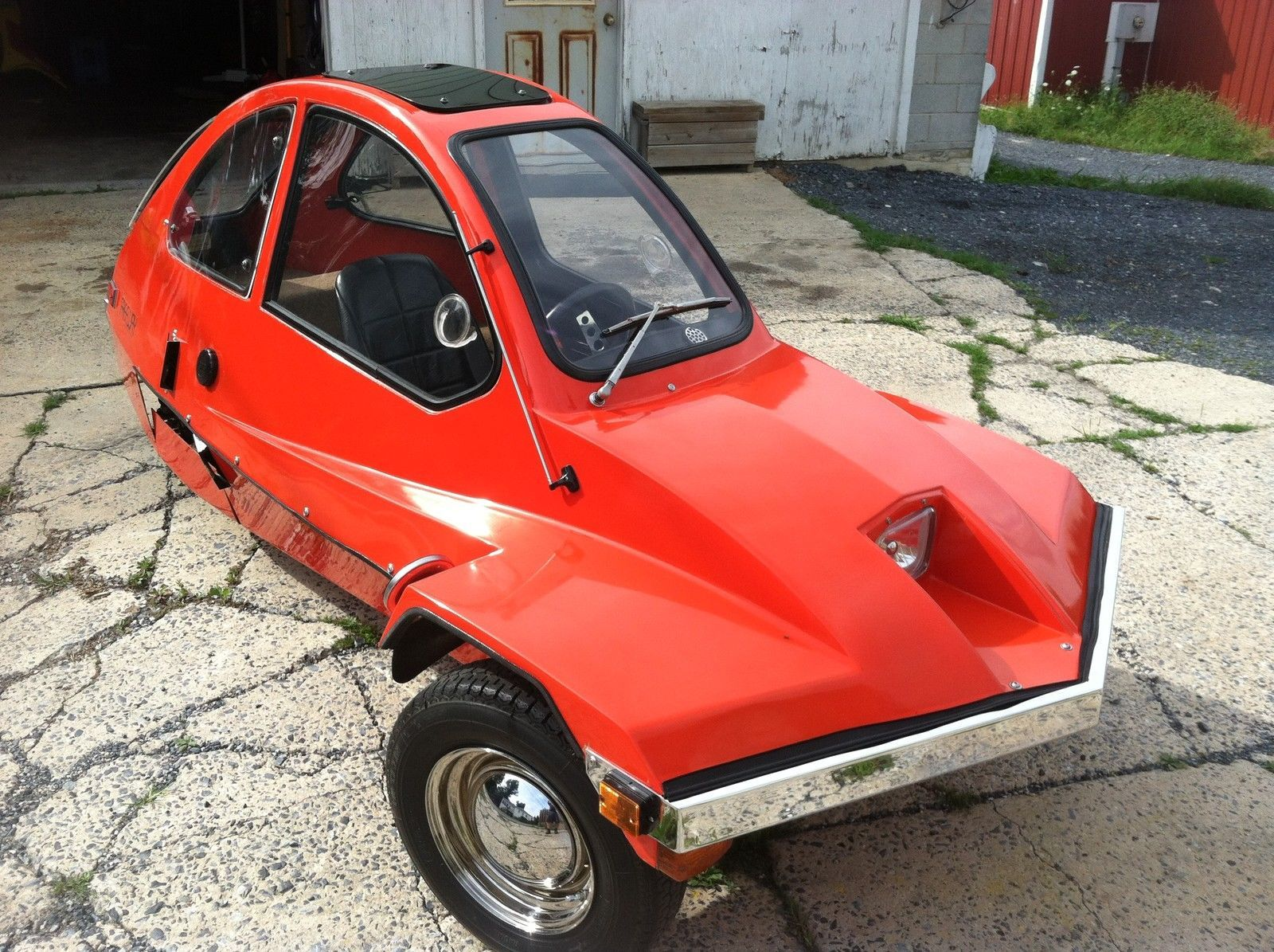 1981 Hmv Free Way With Images Cycle Car Reverse Trike Classic Motorcycles