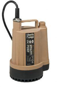 Liberty Pumps 260 1 6 Horse Power Submersible Utility Pump Review