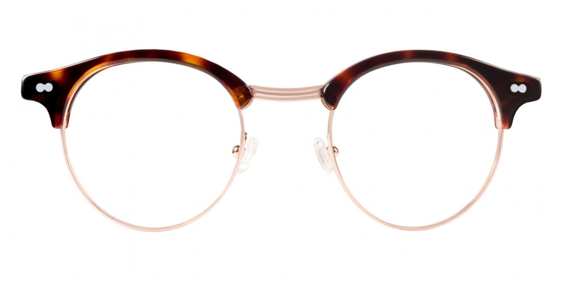 2a9d2ae451cf Rounded shapes and darker rims at the top flatter a square face shape AIDIM  from Moscot