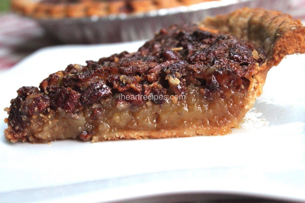 Peach Cobbler Bread Pudding I Heart Recipes Recipe Pecan Recipes Southern Pecan Pie I Heart Recipes