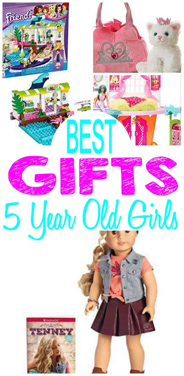 Best Gifts 5 Year Old Girls Will Love Gift Guide 4 Year