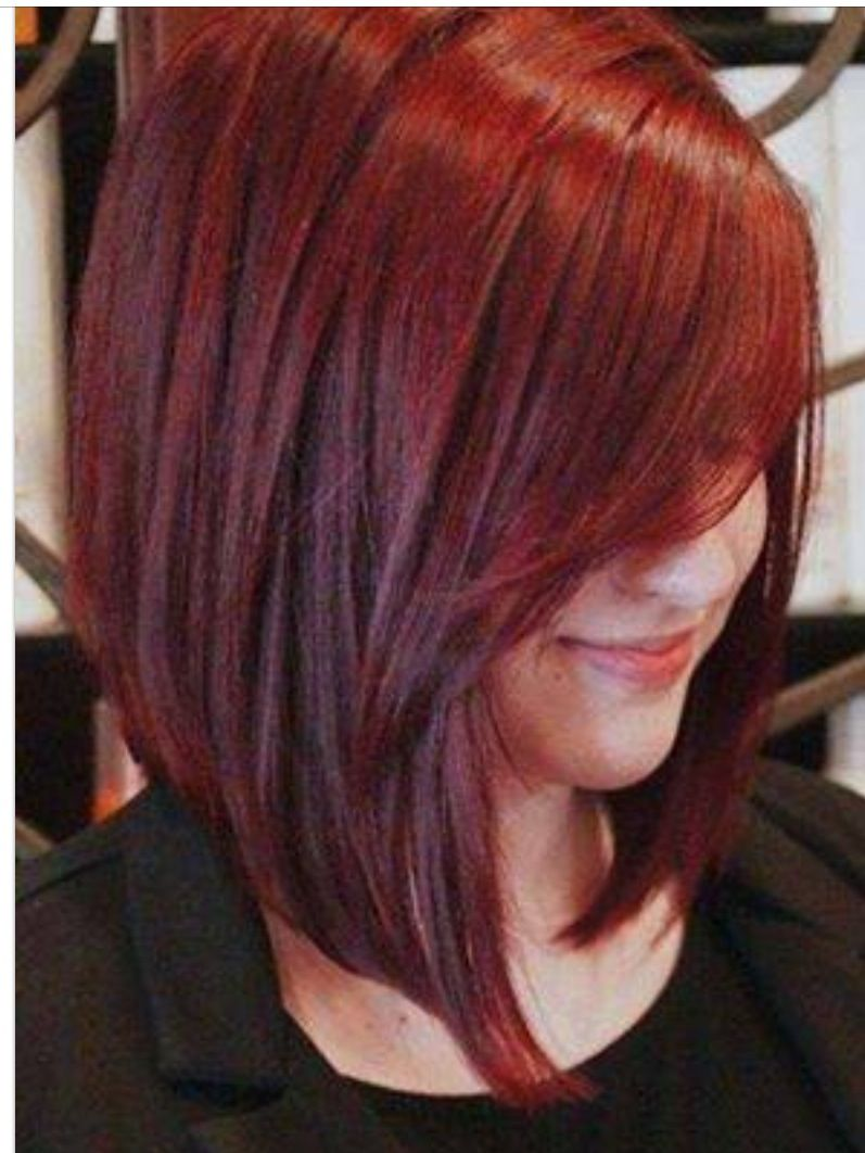 Great cut and color color makes the world go round pinterest