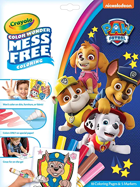 Amazon Com Paw Patrol Toys Games In 2020 Paw Patrol Coloring Coloring Book Set Free Coloring