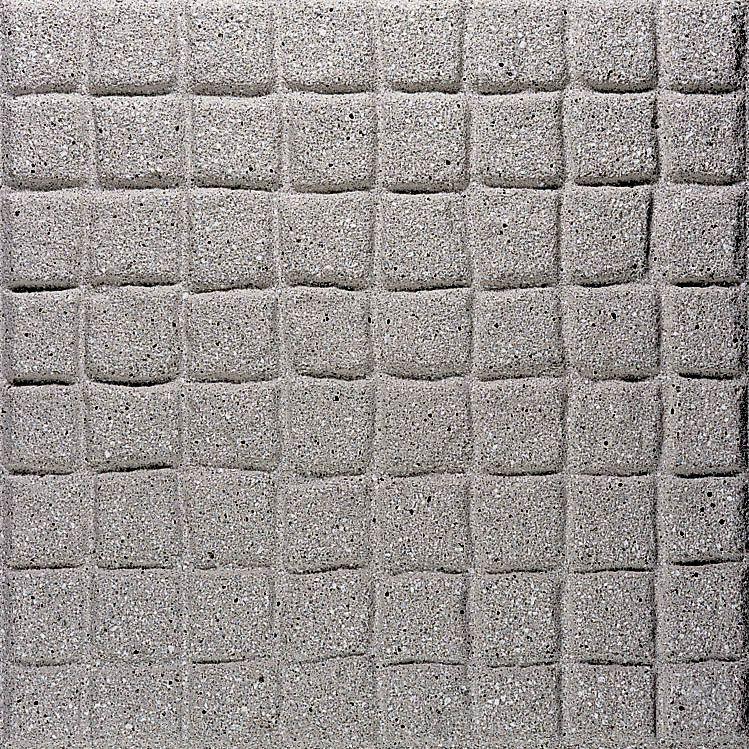 Gr egr formato 40x40x4 cm composici n baldosa de for Baldosa hormigon exterior