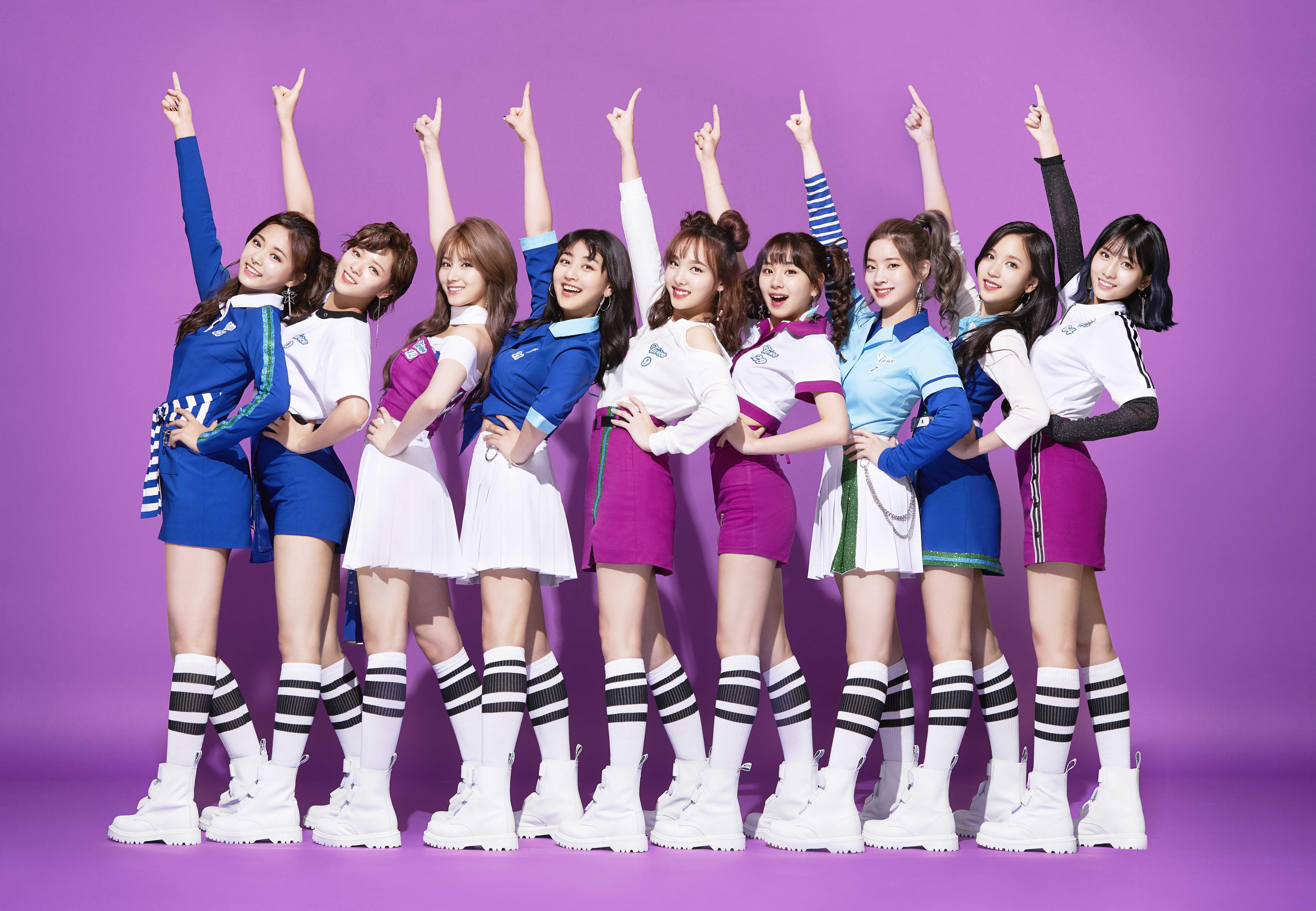 Twice Women Singer Asian K Pop 5k Wallpaper Hdwallpaper Desktop Kpop Girls Twice Photoshoot Girls Generation