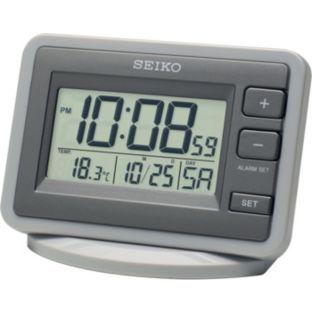 Buy Seiko Lcd Alarm Clock Clocks Alarm Clock Clock Seiko