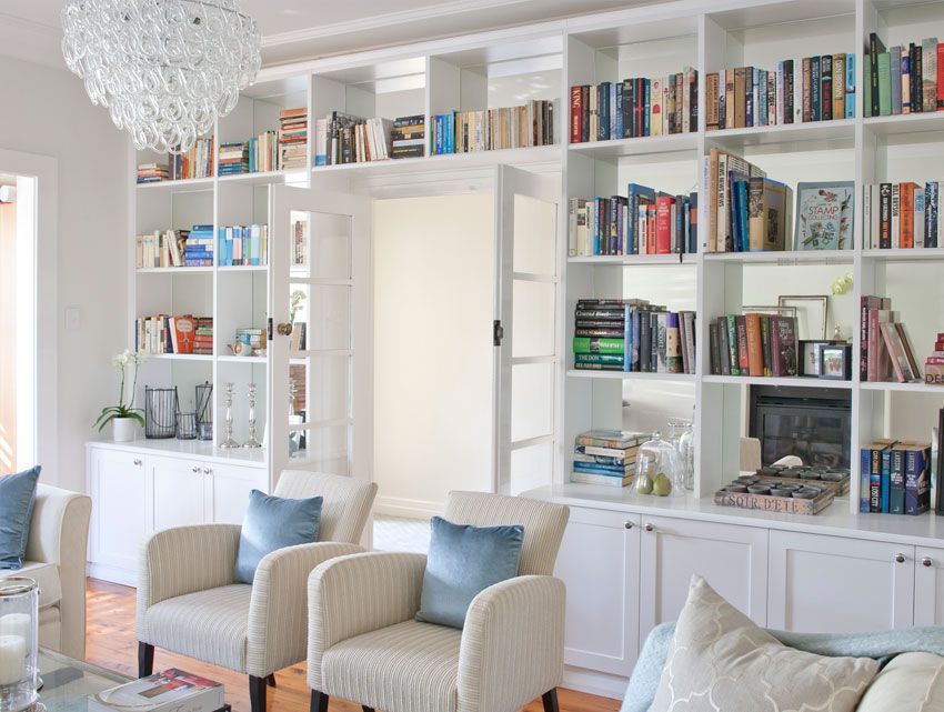 The Art Deco Home | Victoria Waters Design | 简美 Contracted ...