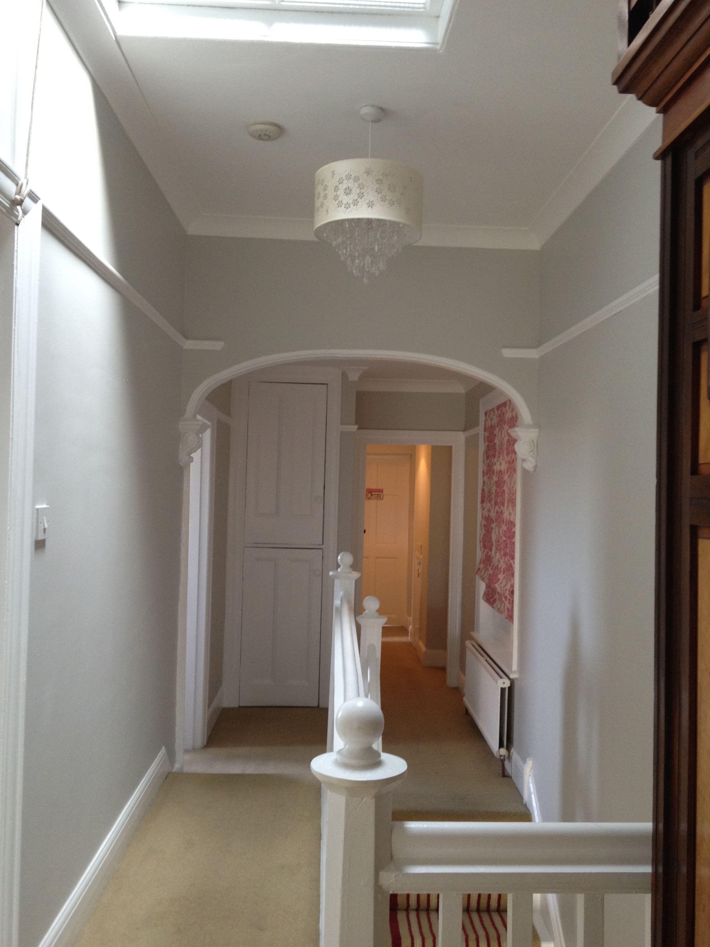 Pavilion Grey Hallway