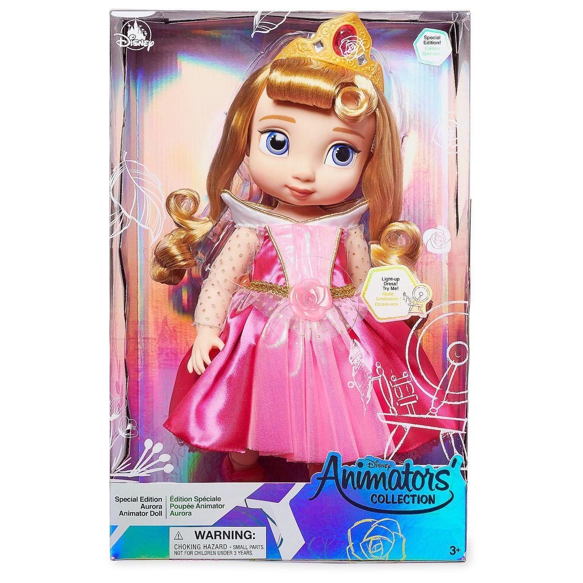 16 Inch Disney Animators/' Collection Aurora Doll