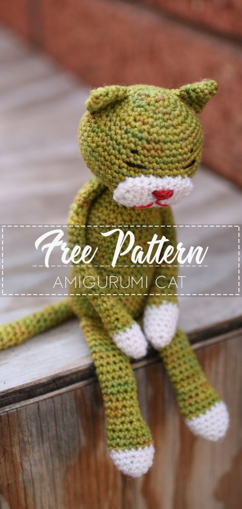 25 Fun And Easy Crochet Patterns For Your Cat - DIY & Crafts | 997x474