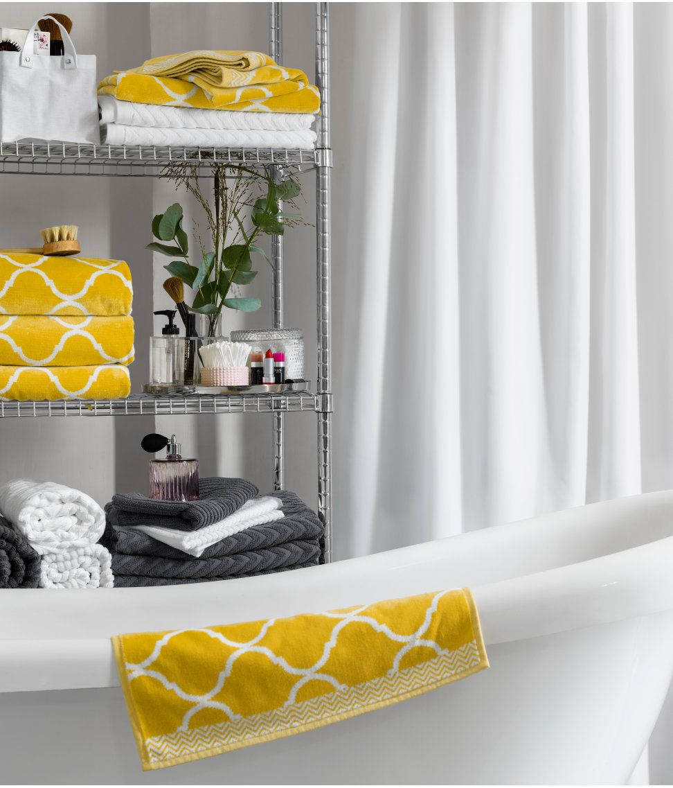 we have a colour crush on yellow hmhome h m home pinterest h m home home and bathroom. Black Bedroom Furniture Sets. Home Design Ideas