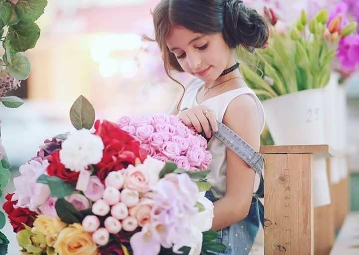 Five Lights Ward Almuhisn Flower Girl Dresses Flower Girl Wedding Dresses