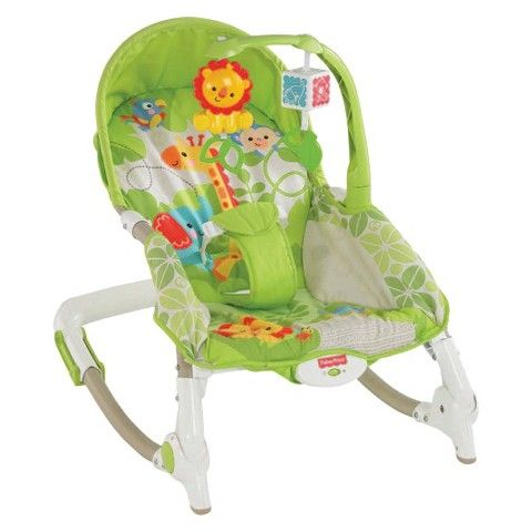 Fisher Price Newborn To Toddler Rainforest Rocker U2013 Target Australia