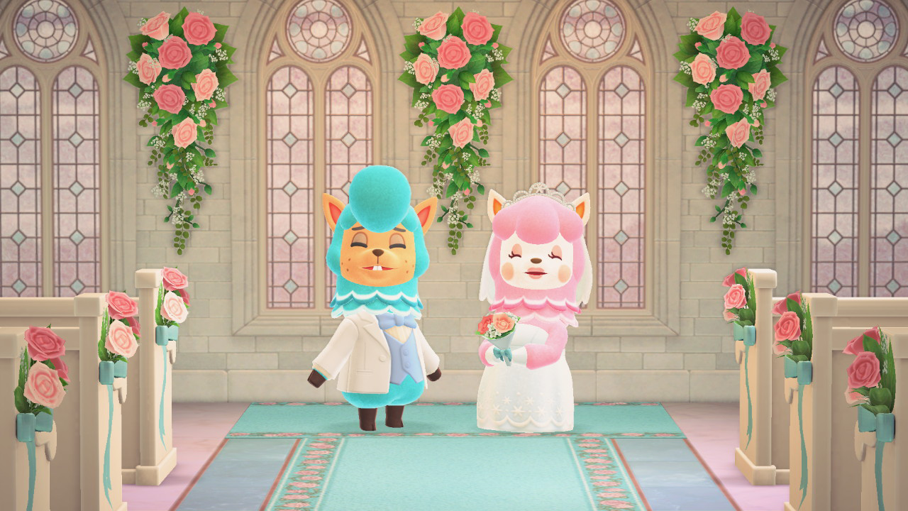 Animal Crossing New Horizons Wedding Event Guide In 2020 Animal Crossing Wedding Events Event