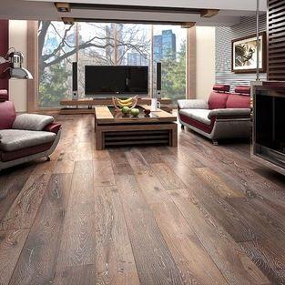 Kingsbridge Oak This Is A Wide Plank Engineered Floor That S Just Rustic Enough To Look Terrific In Modern Settings
