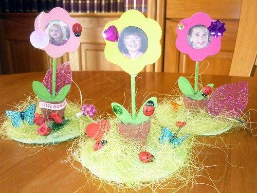 Cadeau de fete des meres original en maternelle recherche google f te des m res pinterest - Idee cadeau fete des meres maternelle ...