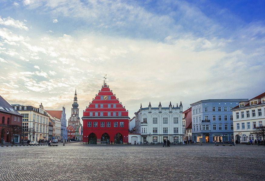 Greifswald (MecklenburgVorpommern) (mit Bildern