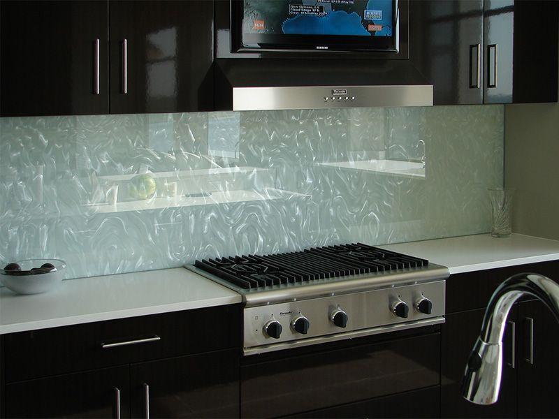 Glas Backsplash Küchen Glas Backsplash Ist Ein Design, Das Sehr Beliebt Ist  Heute. Design