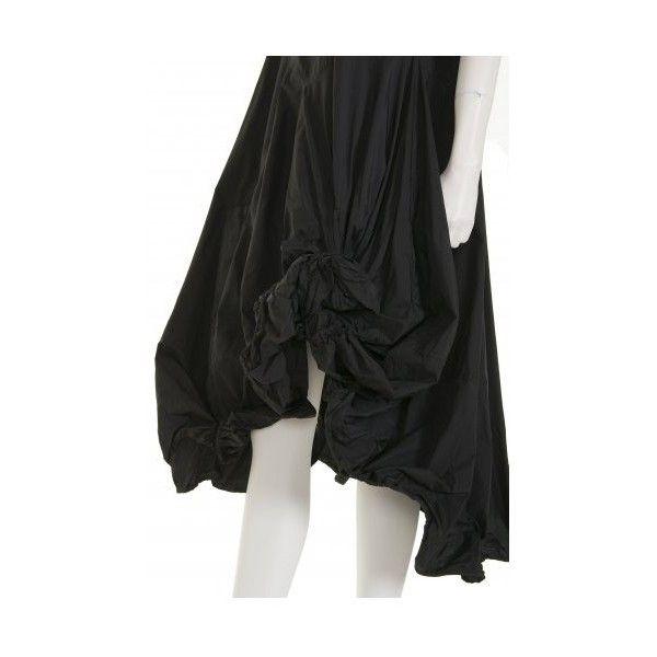 idaretobe Womens Black Oversize Linen Tie Tunic | idaretobe
