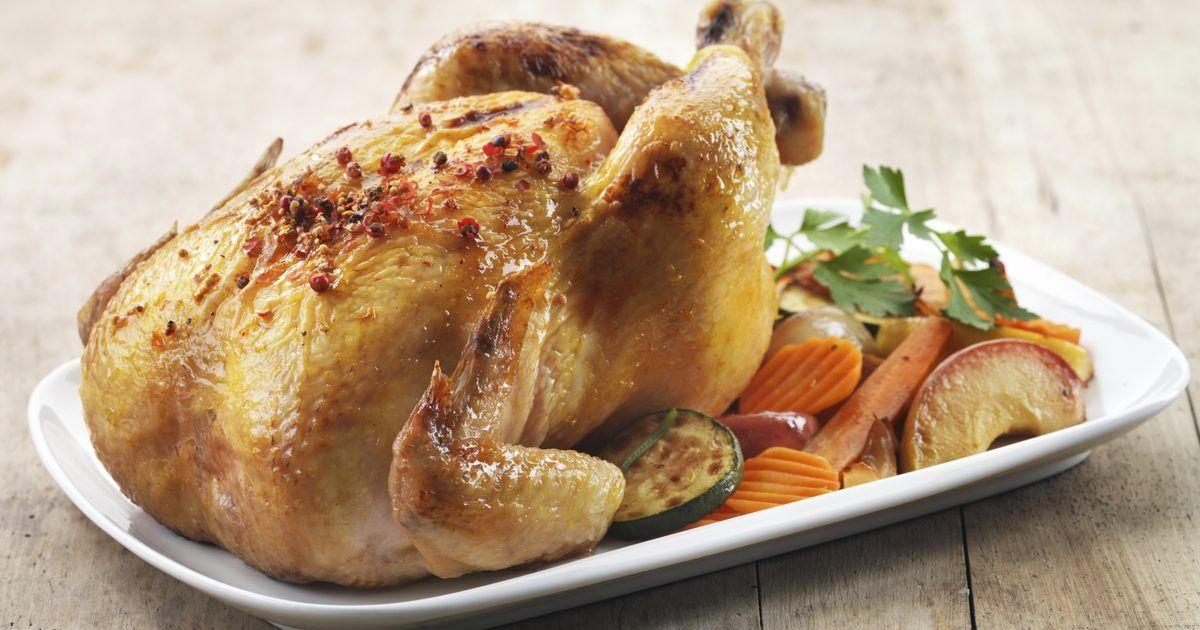 Cómo Cocinar Pollo En Un Horno Tostador Como Cocinar Pollo Platos De Carne Como Cocinar