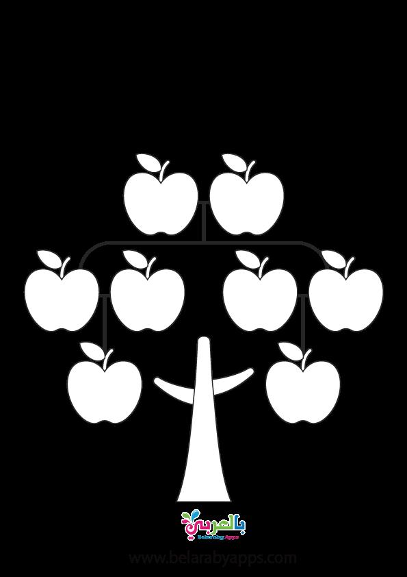 أوراق عمل شجرة العائلة للأطفال ورقة نشاط شجرة عائلتي بالعربي نتعلم In 2021 Family Tree Sisters Grandfather