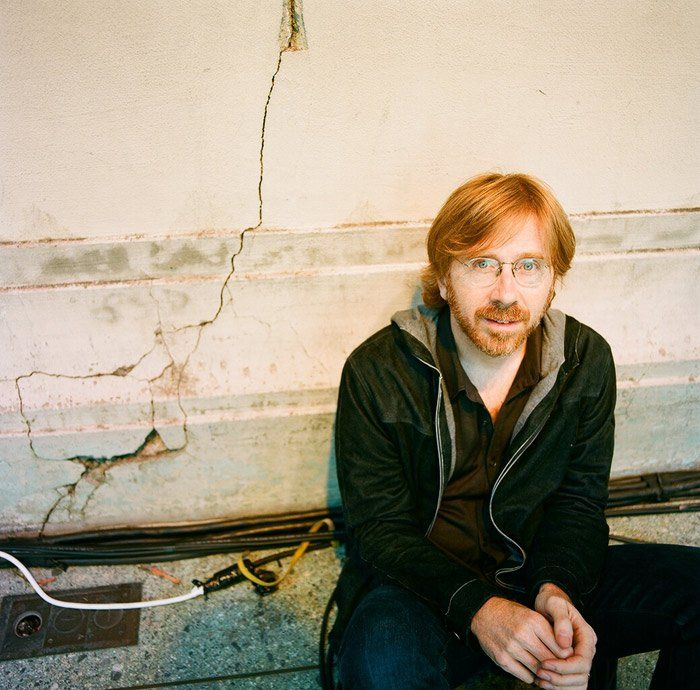 Trey Anastasio Apartment