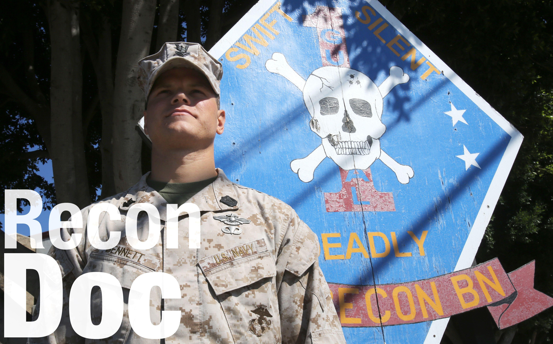 Petty Officer 2nd Class Jason Bennett, a Special Amphibious ...