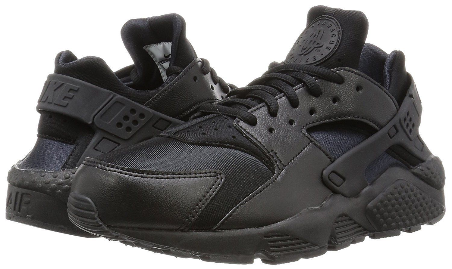Nike AIR HUARACHE RUN Womens Sneakers 634835-012 MSRP   110 ... 141a22f0e