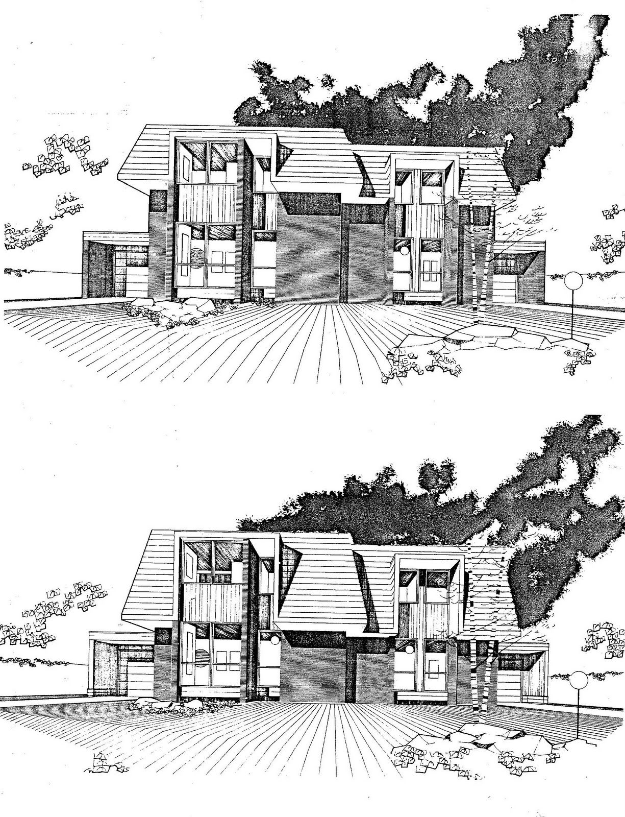 Mansard roof design sketch ideas and images mansard roof and roof