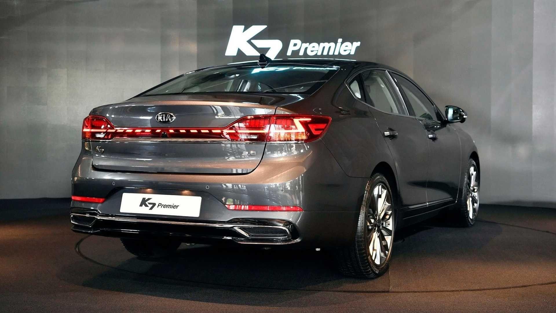 Kia Cadenza 2020 Concept Latest Cars Car Vehicles