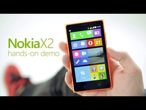 First hands-on with the Nokia X2