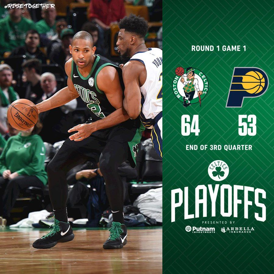 041419 Kyrie, Game 1, Celtic