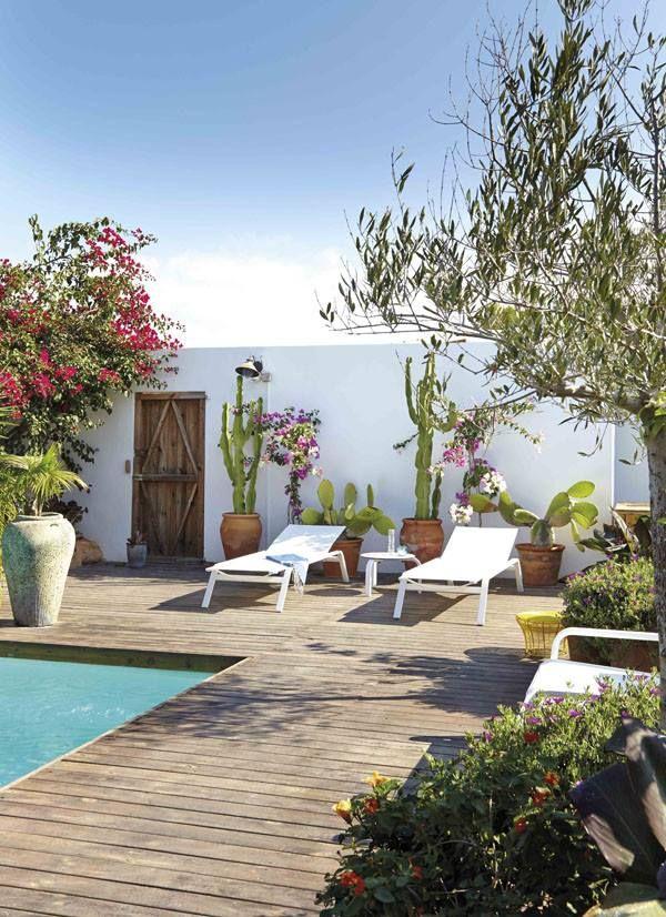 Madera,agua, puerta | patio | Pinterest | Agua, Madera y Piscinas