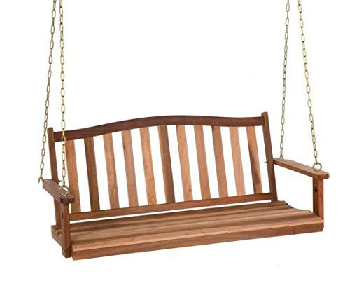 Richmond Curved Back Porch Swing