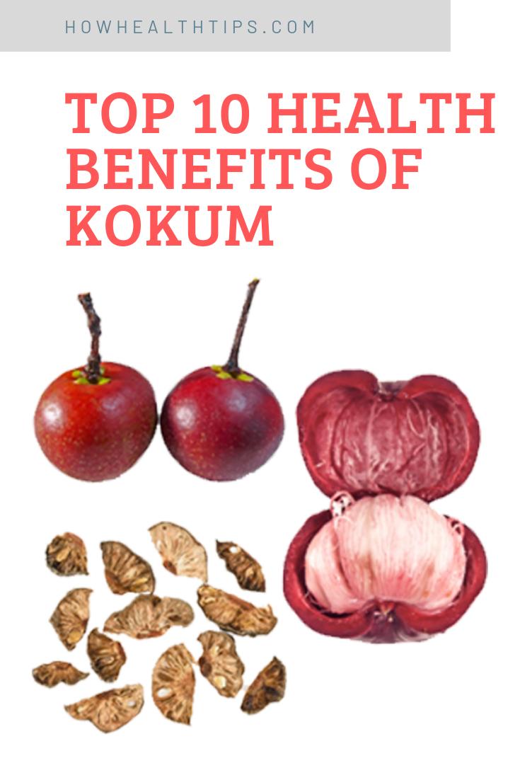 health benefits of kokum #juice #drink scientific name
