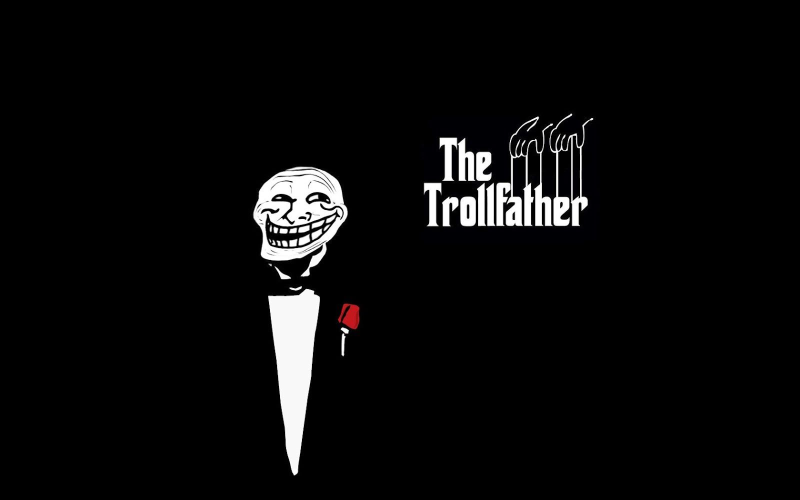 Download Troll Face Wallpapers To Your Cell Phone Funny Green