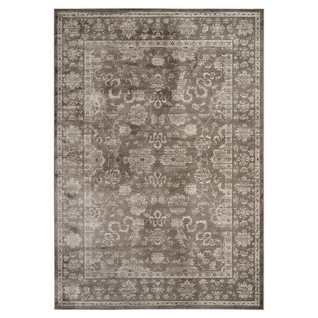 Anchor your living room seating group or define space in the den with this loomed rug, featuring a Persian-inspired motif for timeless style...