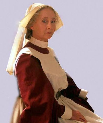 Madam Poppy Pomfrey Is A Magical Healer Who Is The Matron In Charge Of The Hogwarts Hospital Wing She Is Harry Potter Outfits Harry Potter Universal Hogwarts