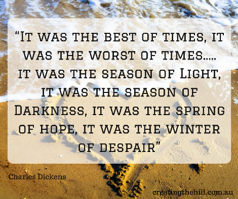 It Was The Best Of Times It Was The Worst Of Times Charles Dickens Times Quotes Life Quotes Favorite Quotes