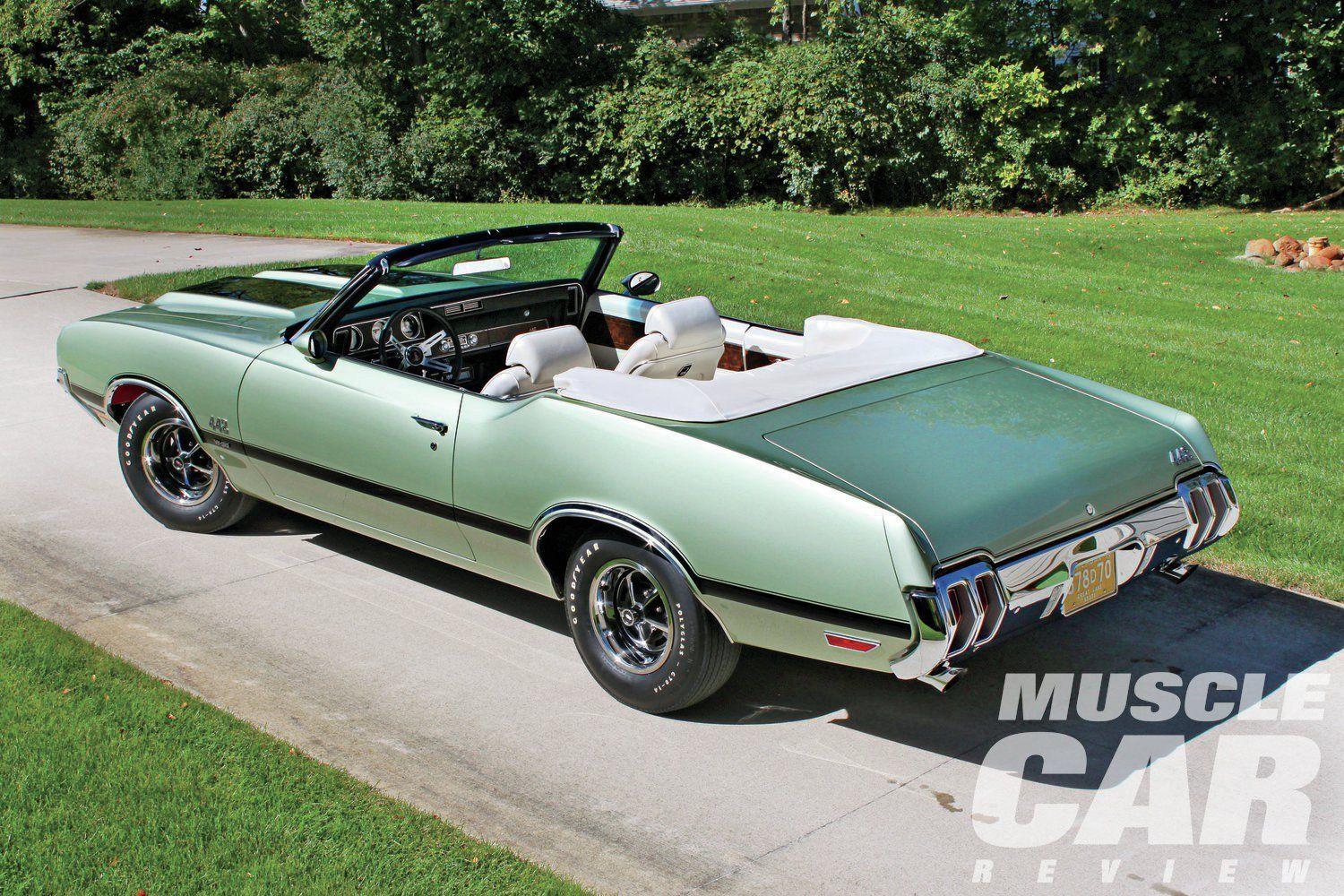 1970 Oldsmobile 442 Ultimate Olds Muscle Car Review Hot Rod Network Old Muscle Cars Oldsmobile Oldsmobile 442