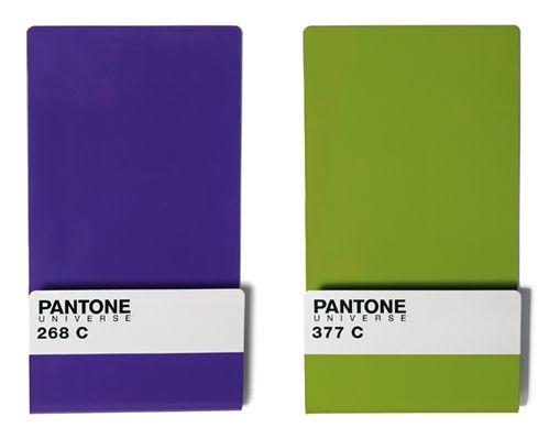 gamma molto ambita di colori delicati classico Accessori office / Pantone Wallstore, Seletti ...   New ...