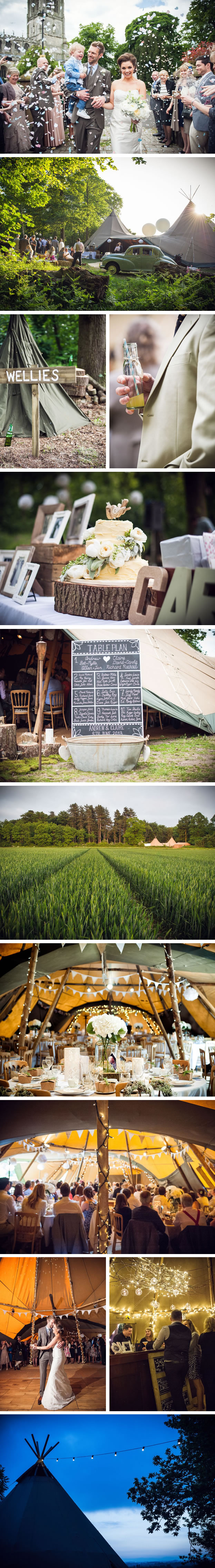 Hereu0027s a wedding reception held in what i consider to be the ultimate festival tent & Hereu0027s a wedding reception held in what i consider to be the ...